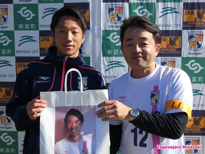 ファン感謝祭2019:プレゼント抽選会当選者(青山選手賞)