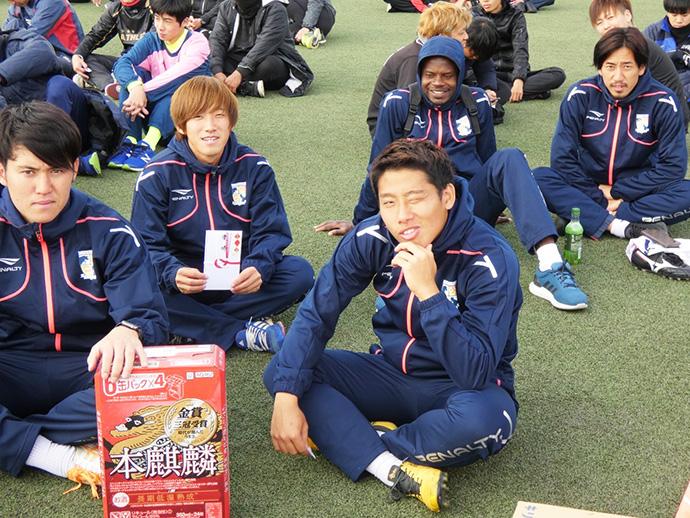 PK大会(トップ:優勝商品)