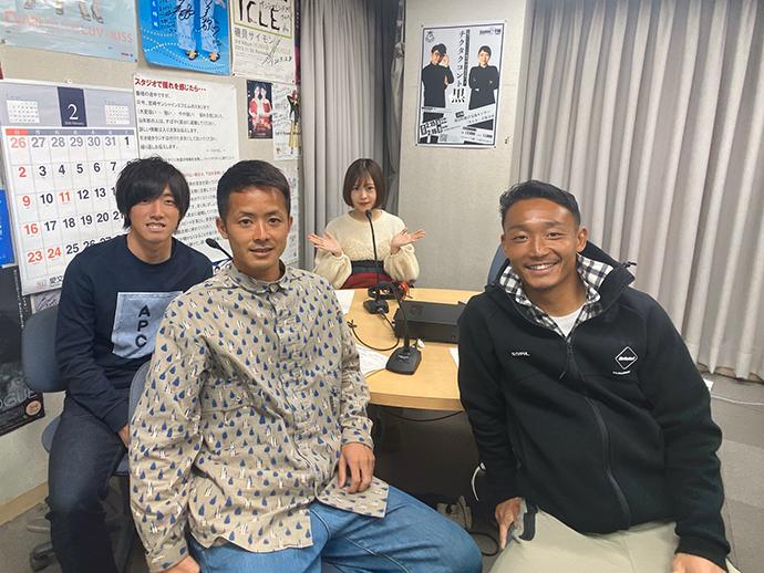 2/6ゲスト:川満選手・樽谷選手・渡邊選手
