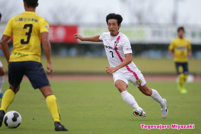 7番MF千布選手