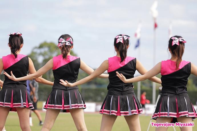宮崎大学チアダンス部 Daisy Girls